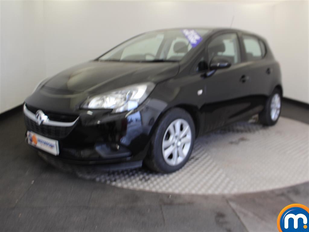 Vauxhall Corsa Design - Stock Number 1054711 Passenger side front corner