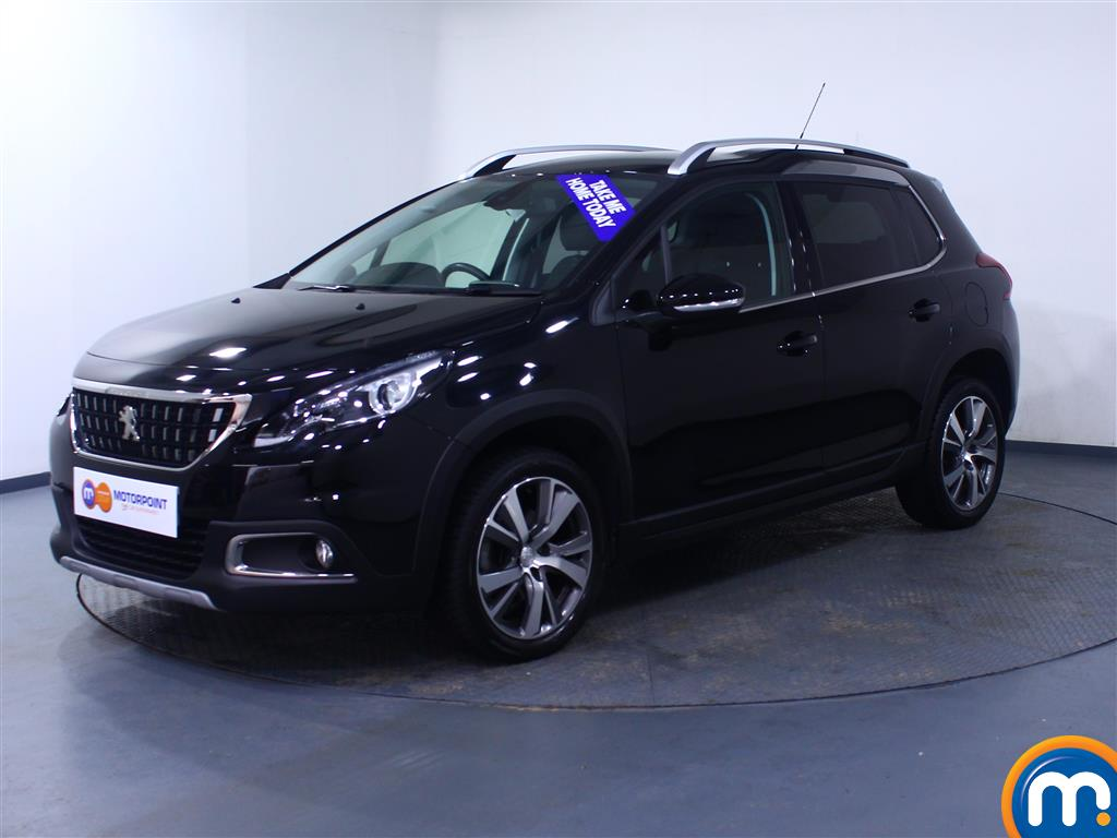 Peugeot 2008 Allure - Stock Number 1054589 Passenger side front corner