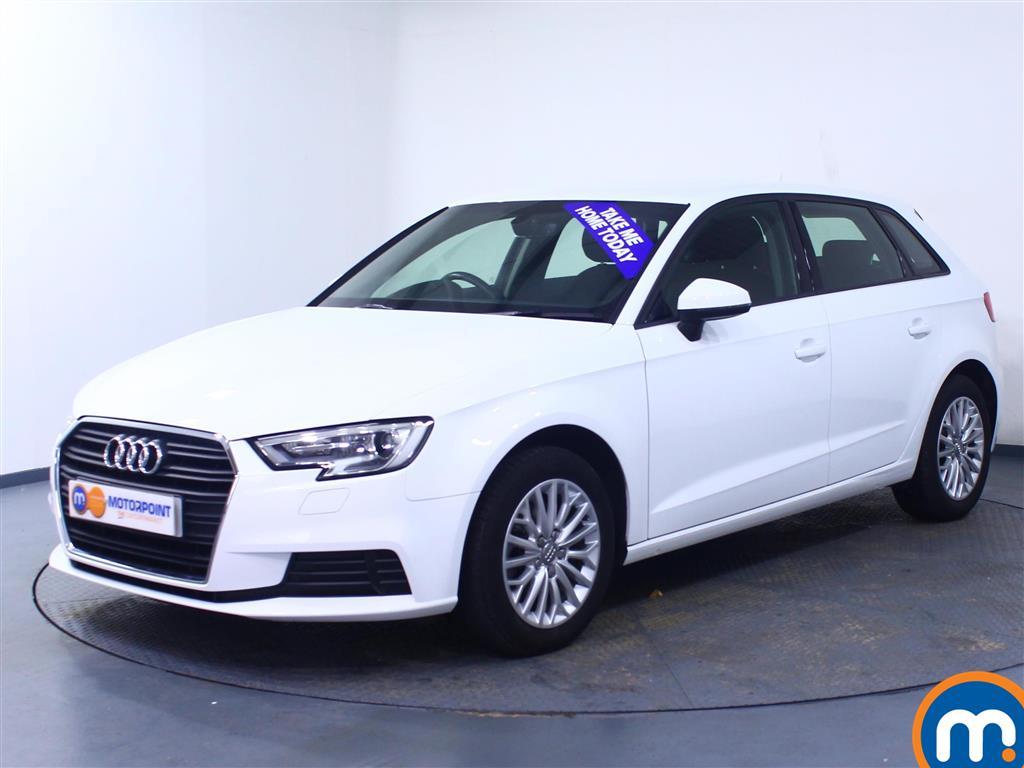 Audi A3 SE Technik - Stock Number 1054372 Passenger side front corner