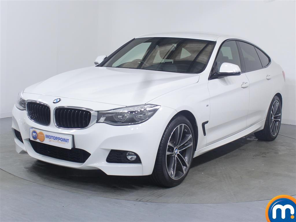 BMW 3 Series M Sport - Stock Number 1055218 Passenger side front corner