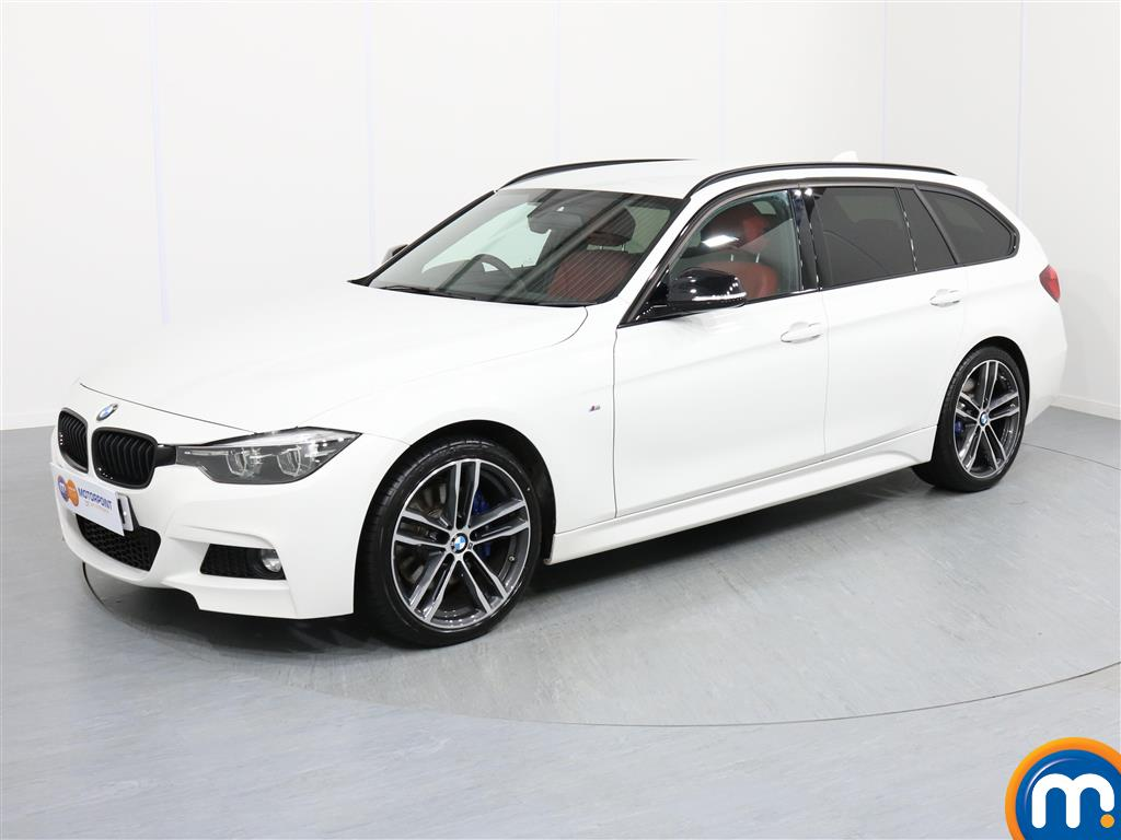BMW 3 Series M Sport Shadow Edition - Stock Number 1053801 Passenger side front corner