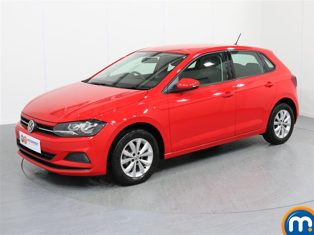 Volkswagen Polo SE - Stock Number 1056715 Passenger side front corner