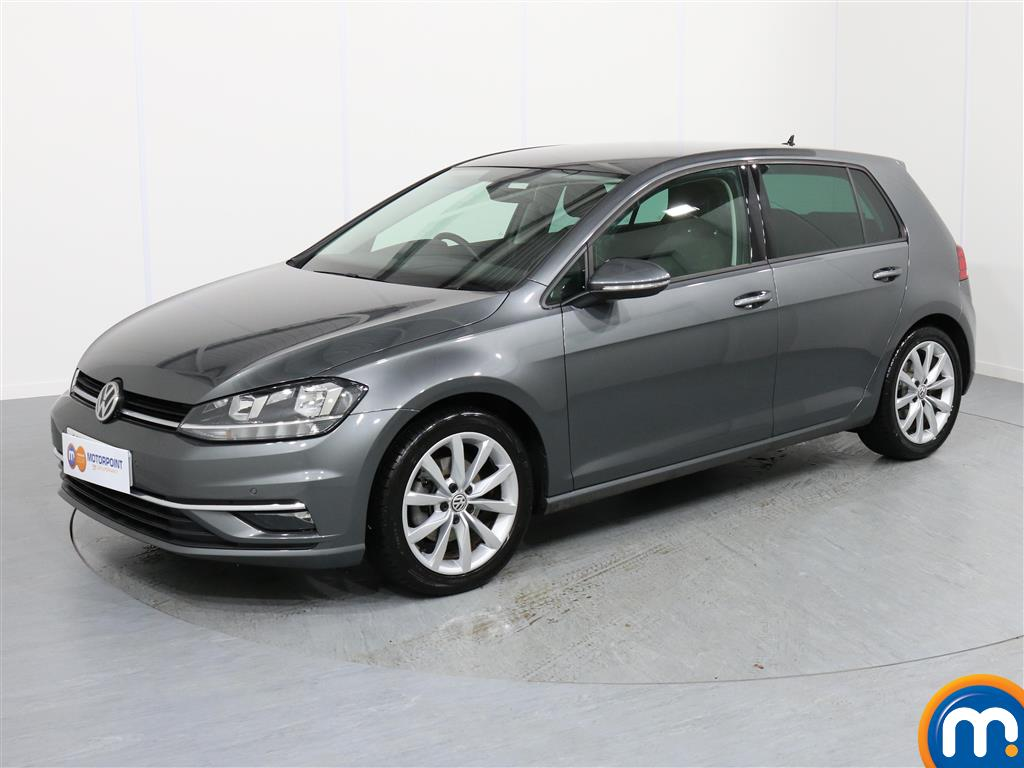 Volkswagen Golf GT - Stock Number 1055922 Passenger side front corner