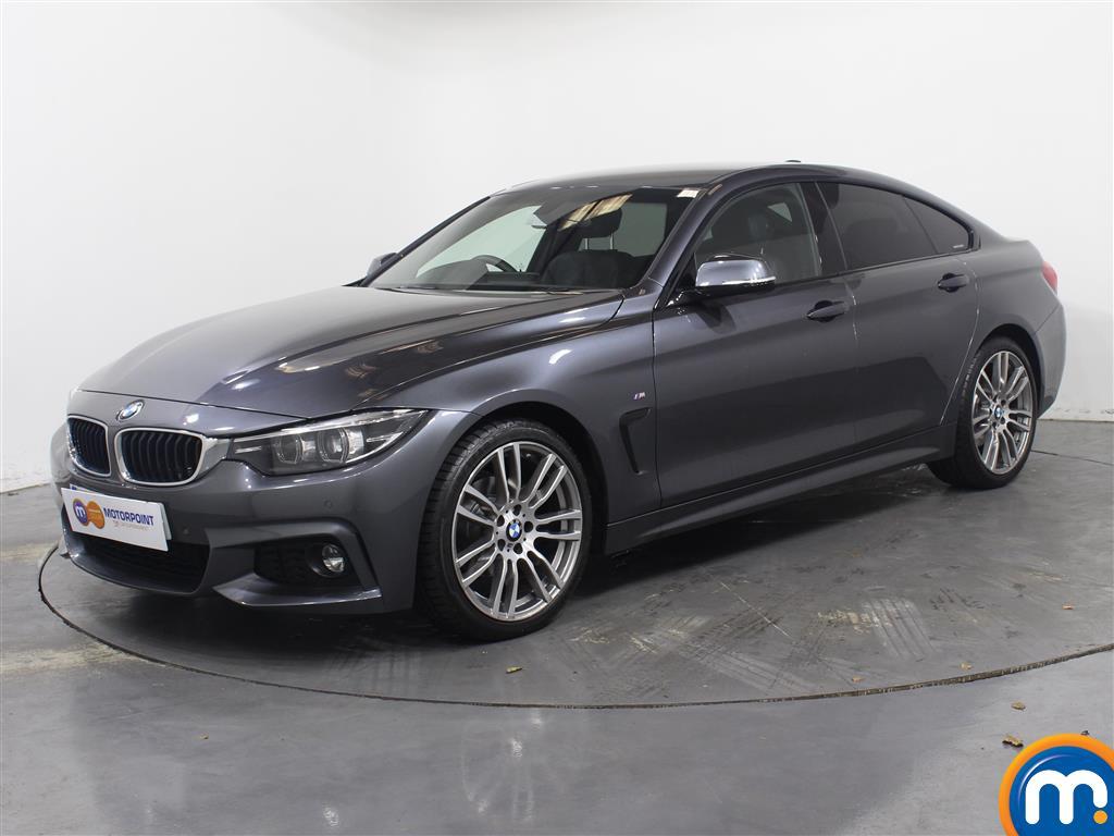 BMW 4 Series M Sport - Stock Number 1056339 Passenger side front corner