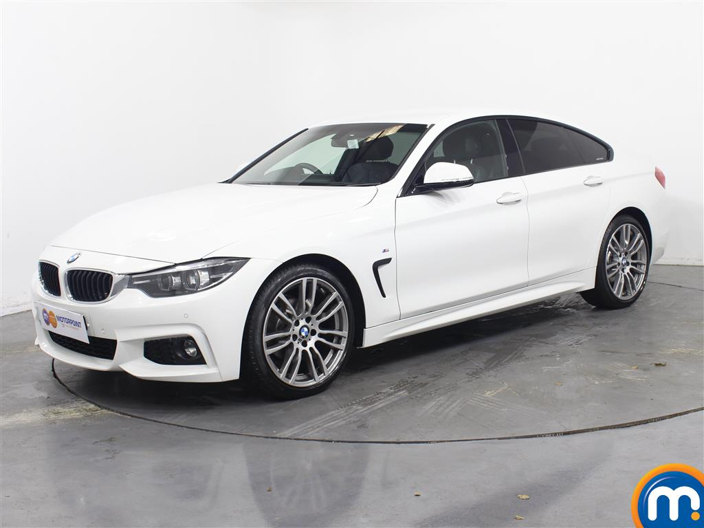 BMW 4 Series M Sport - Stock Number 1053984 Passenger side front corner