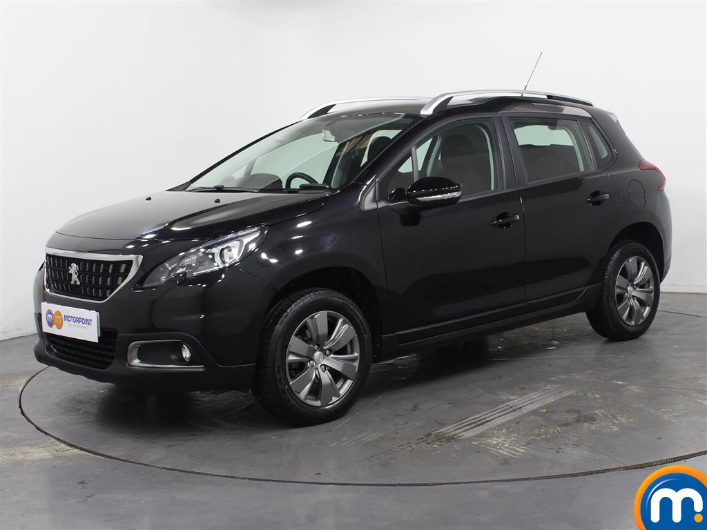 Peugeot 2008 Active - Stock Number 1054089 Passenger side front corner