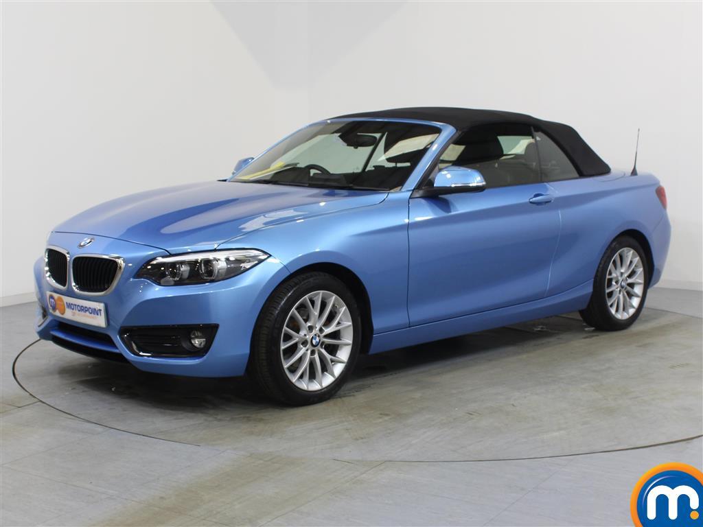 BMW 2 Series SE - Stock Number 1056447 Passenger side front corner