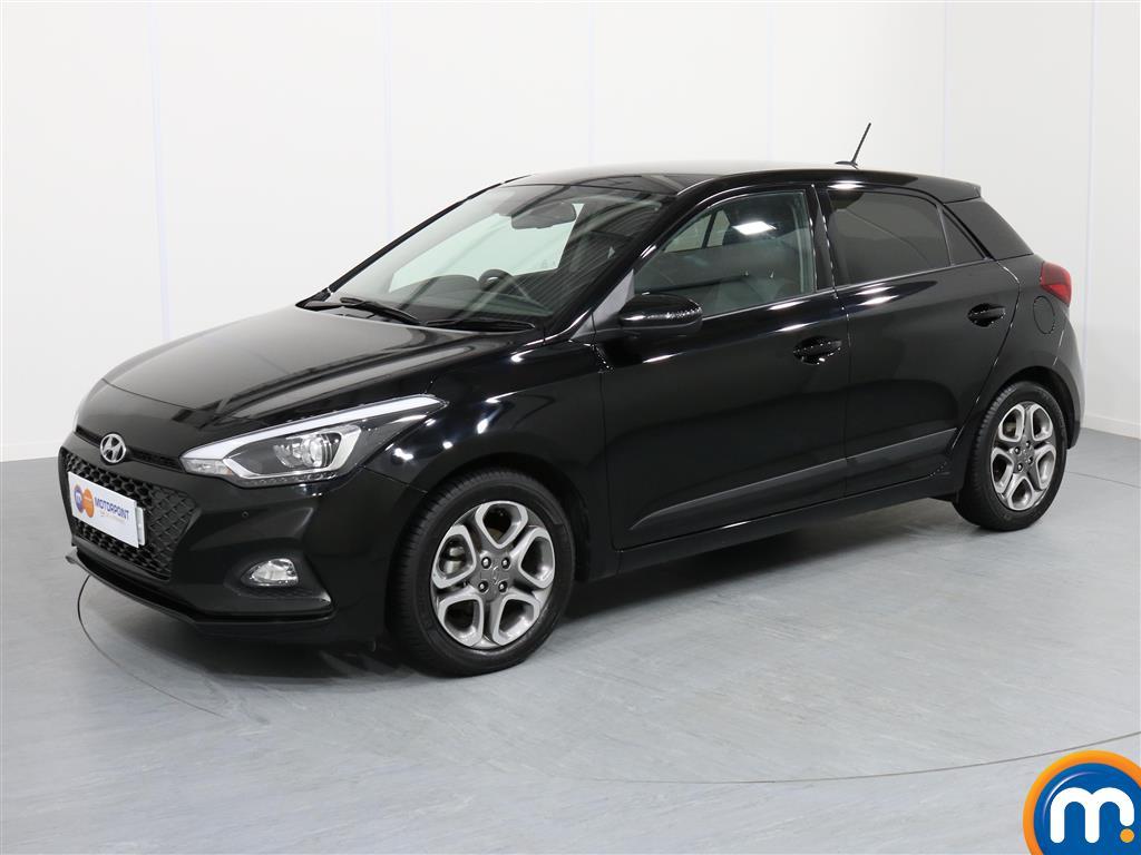 Hyundai I20 Premium Nav - Stock Number 1050520 Passenger side front corner