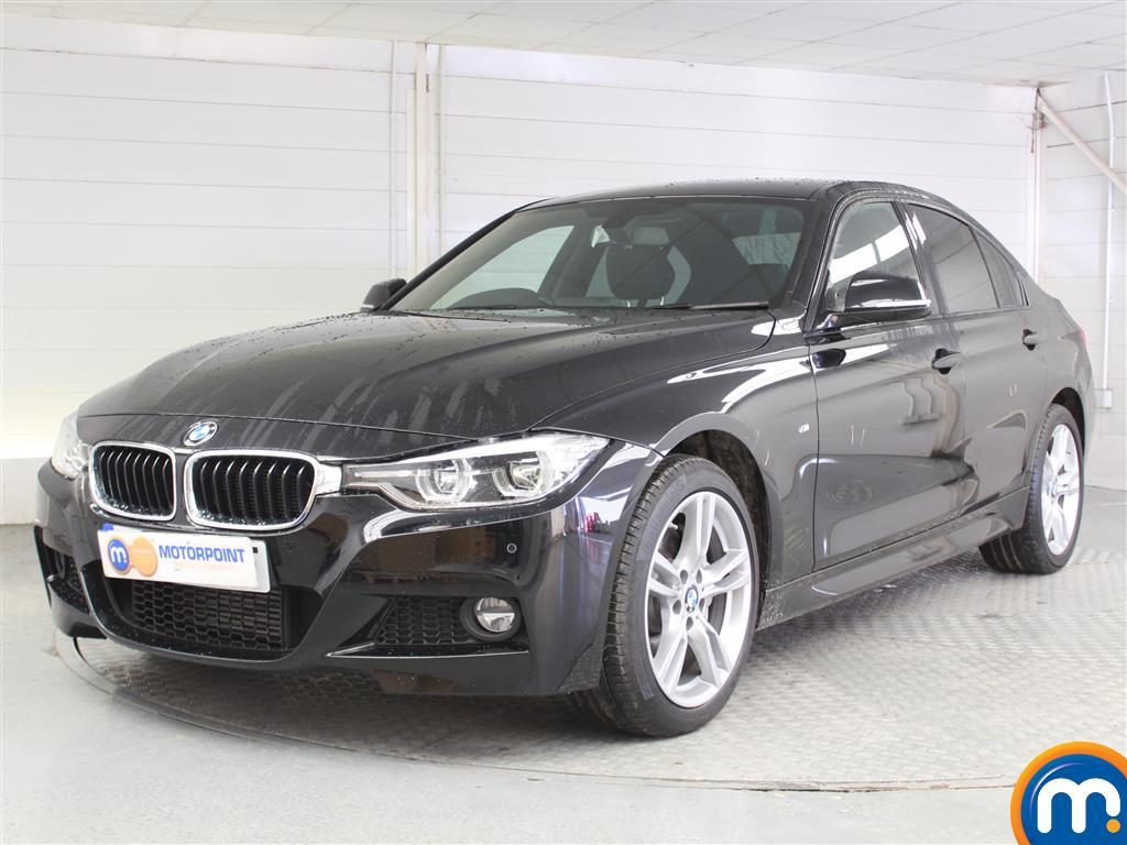 BMW 3 Series M Sport - Stock Number 1051378 Passenger side front corner
