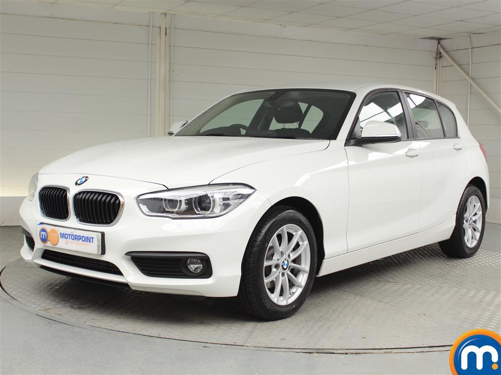 BMW 1 Series SE Business - Stock Number 1049356 Passenger side front corner