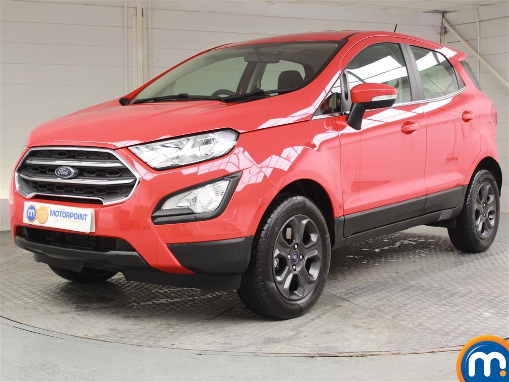 Ford Ecosport Zetec - Stock Number 1055787 Passenger side front corner