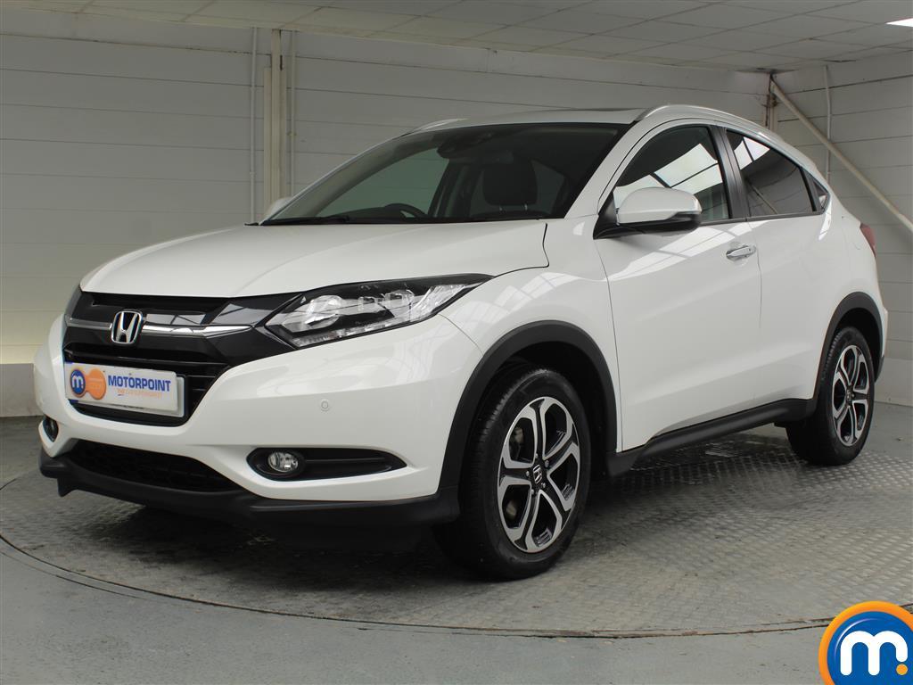 Honda Hr-V EX - Stock Number 1054747 Passenger side front corner