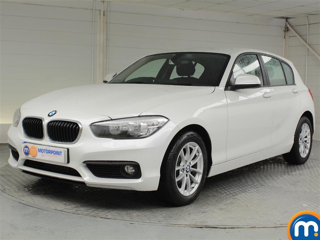 BMW 1 Series SE - Stock Number 1055958 Passenger side front corner