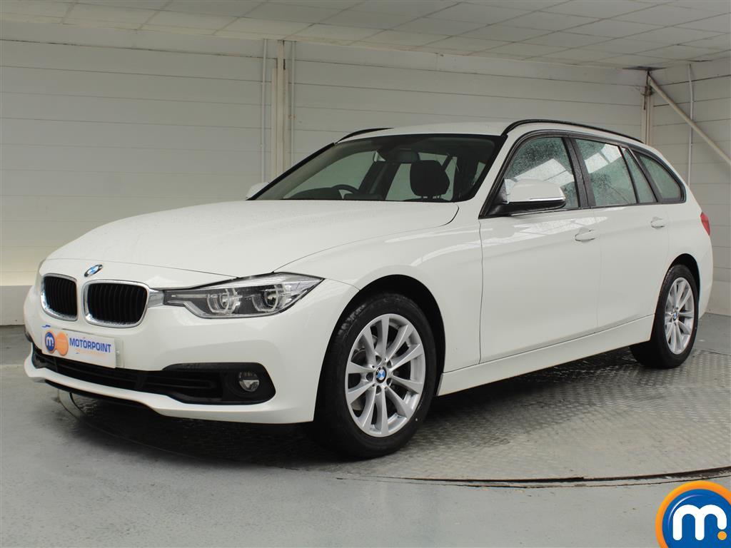 BMW 3 Series SE - Stock Number 1049955 Passenger side front corner
