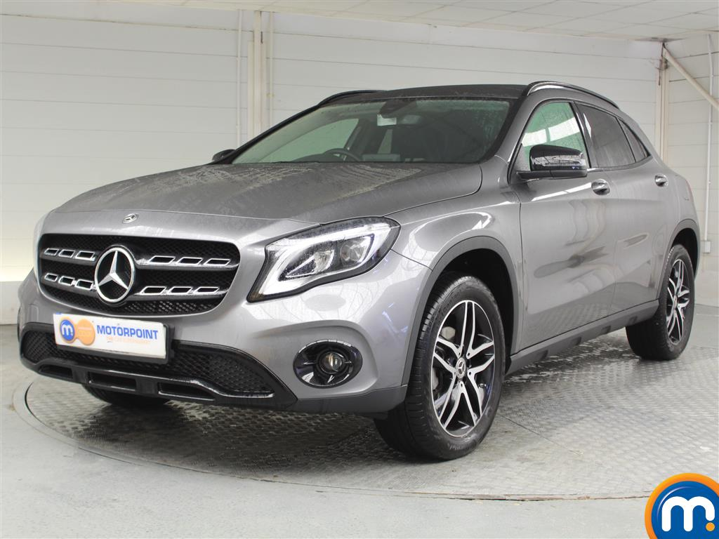 Mercedes-Benz Gla Class Urban Edition - Stock Number 1055656 Passenger side front corner
