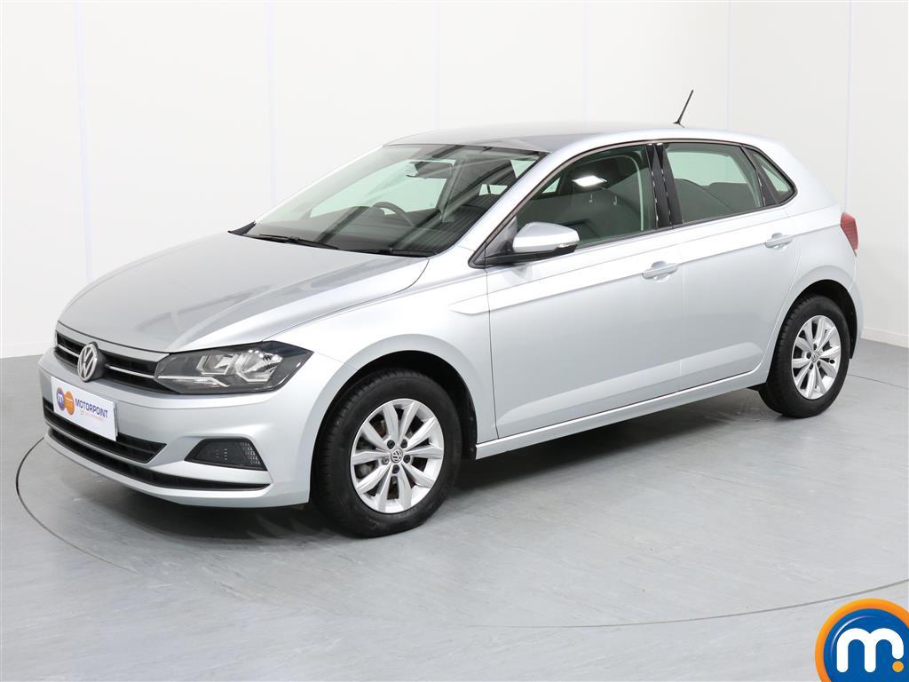 Volkswagen Polo SE - Stock Number 1056673 Passenger side front corner