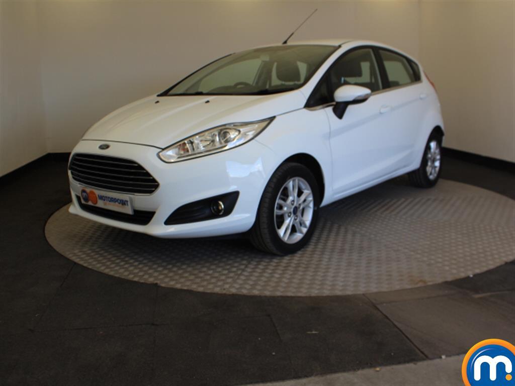 Ford Fiesta Zetec - Stock Number 1056265 Passenger side front corner