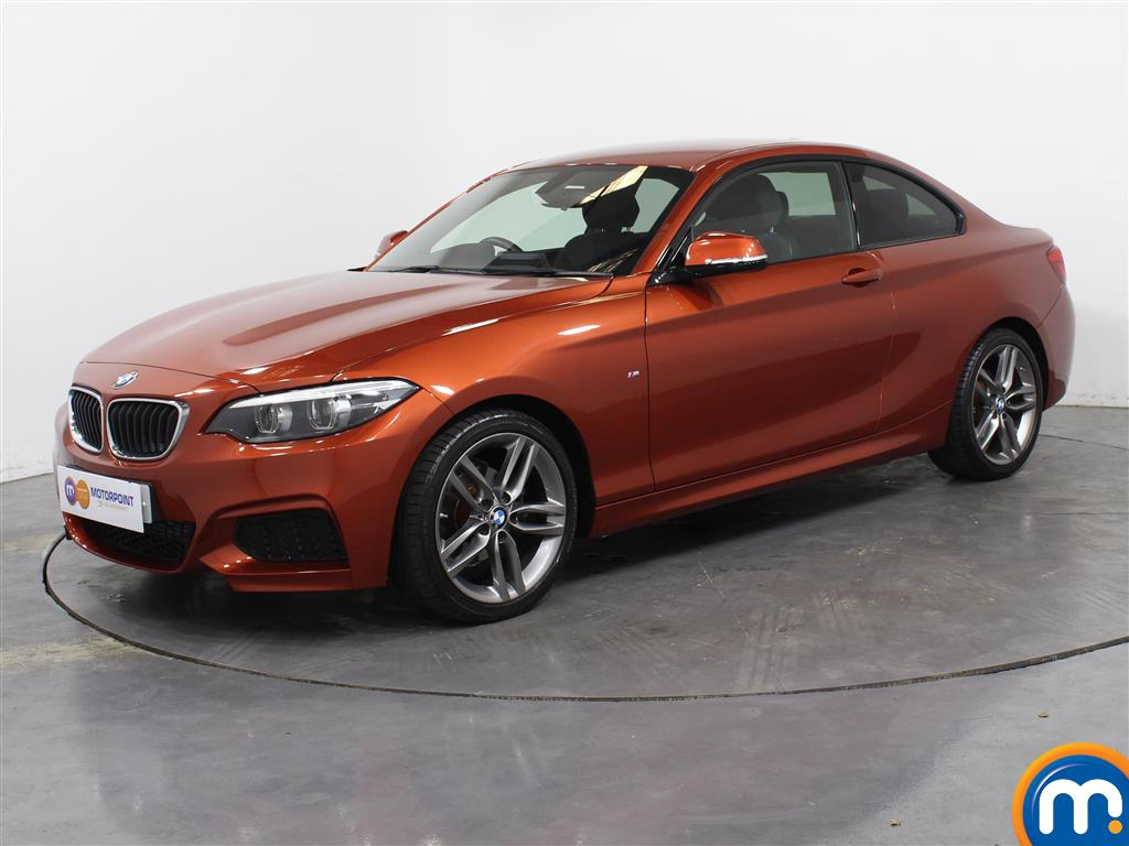 BMW 2 Series M Sport - Stock Number 1053442 Passenger side front corner