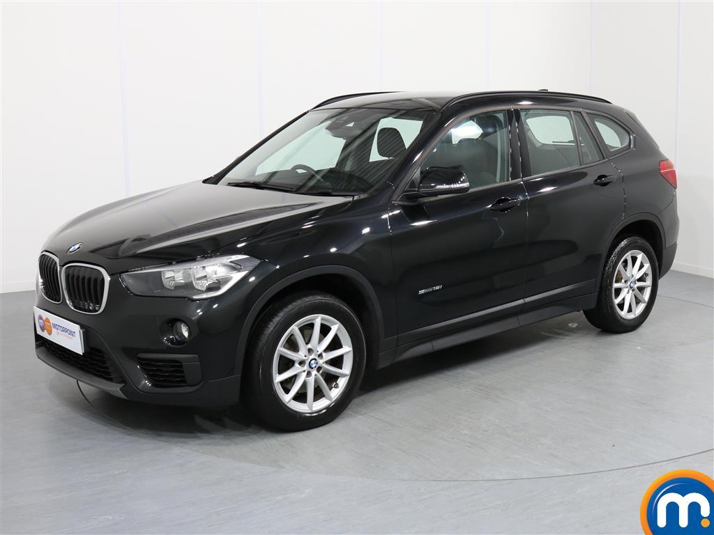 BMW X1 SE - Stock Number 1056014 Passenger side front corner