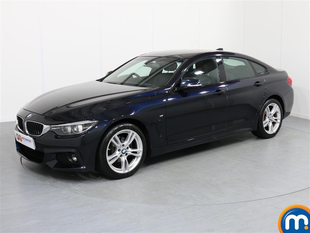 BMW 4 Series M Sport - Stock Number 1053607 Passenger side front corner