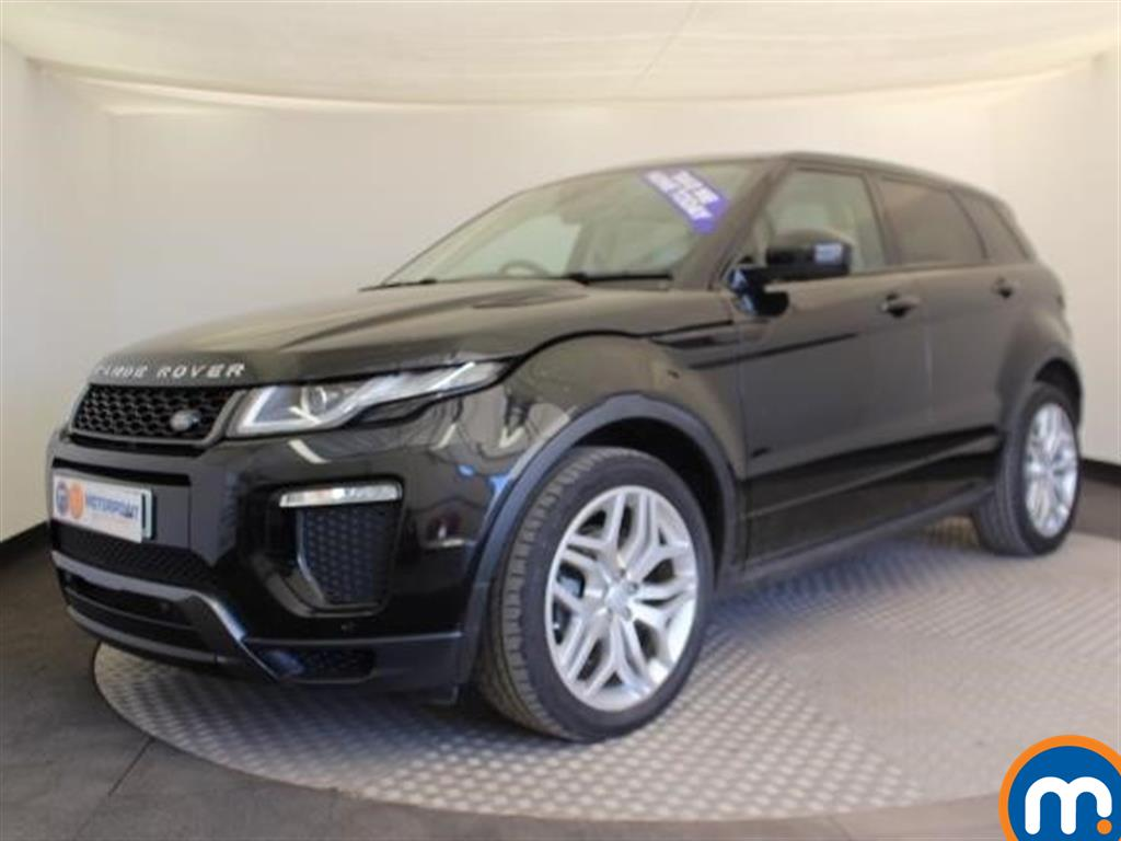 Land Rover Range Rover Evoque HSE Dynamic - Stock Number 1051532 Passenger side front corner
