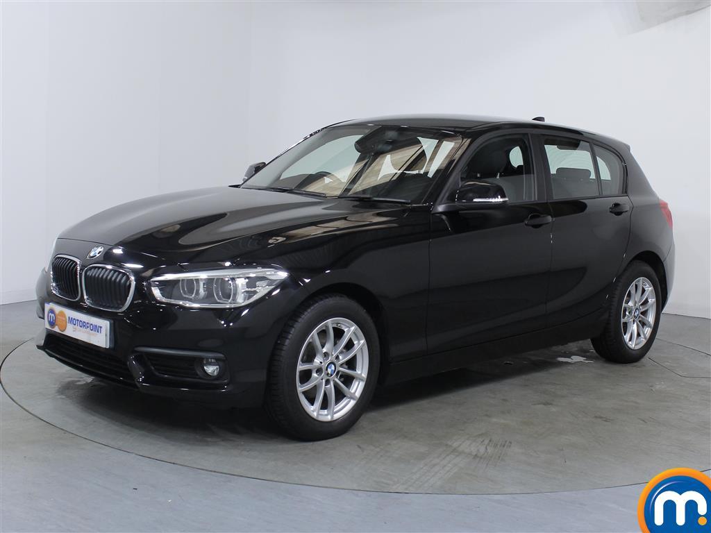 BMW 1 Series SE Business - Stock Number 1037949 Passenger side front corner
