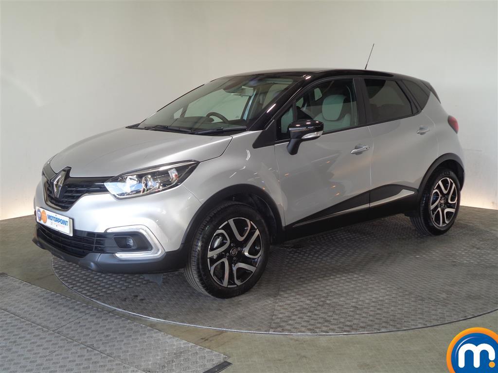 Renault Captur Iconic - Stock Number 1052325 Passenger side front corner
