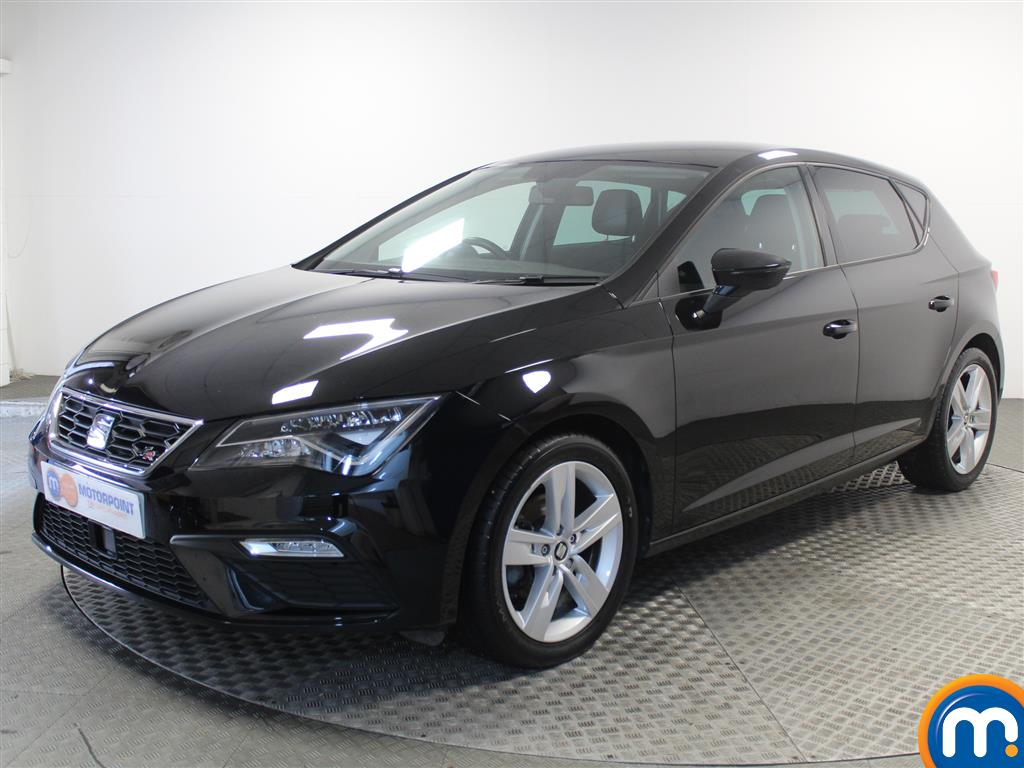 Seat Leon FR Technology - Stock Number 1055436 Passenger side front corner