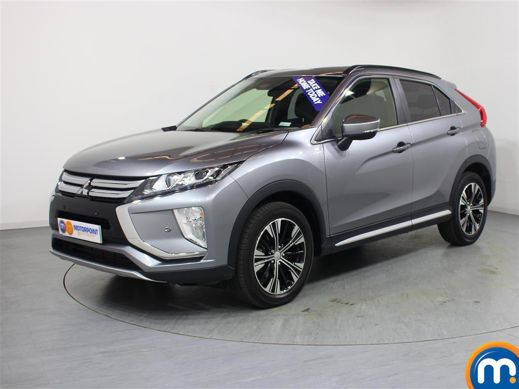 Mitsubishi Eclipse Cross 3 - Stock Number 1053722 Passenger side front corner