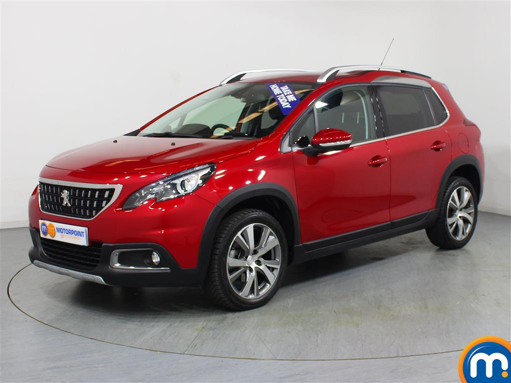 Peugeot 2008 Allure - Stock Number 1054565 Passenger side front corner