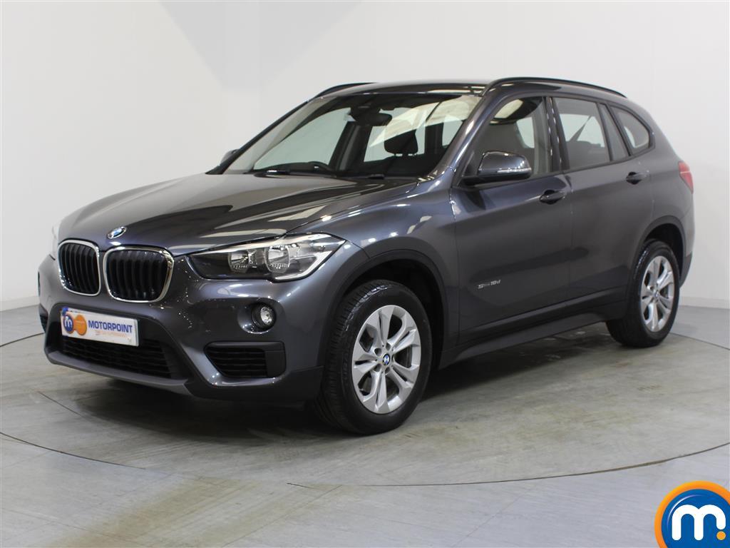BMW X1 SE - Stock Number 1056393 Passenger side front corner
