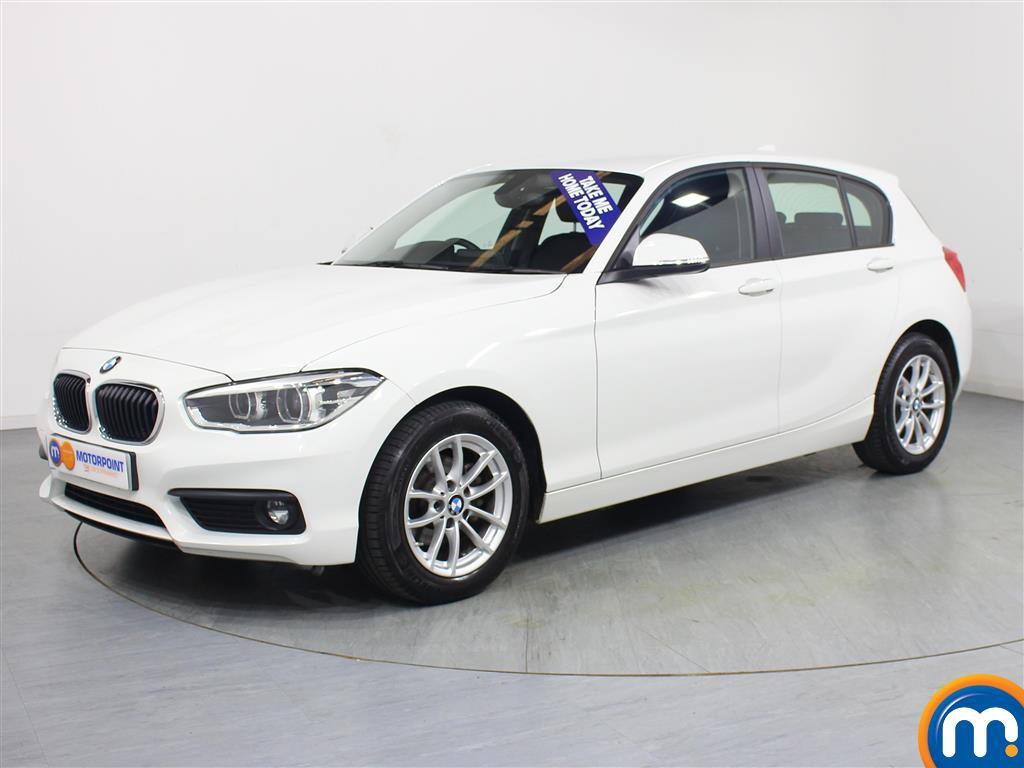 BMW 1 Series SE Business - Stock Number 1049383 Passenger side front corner