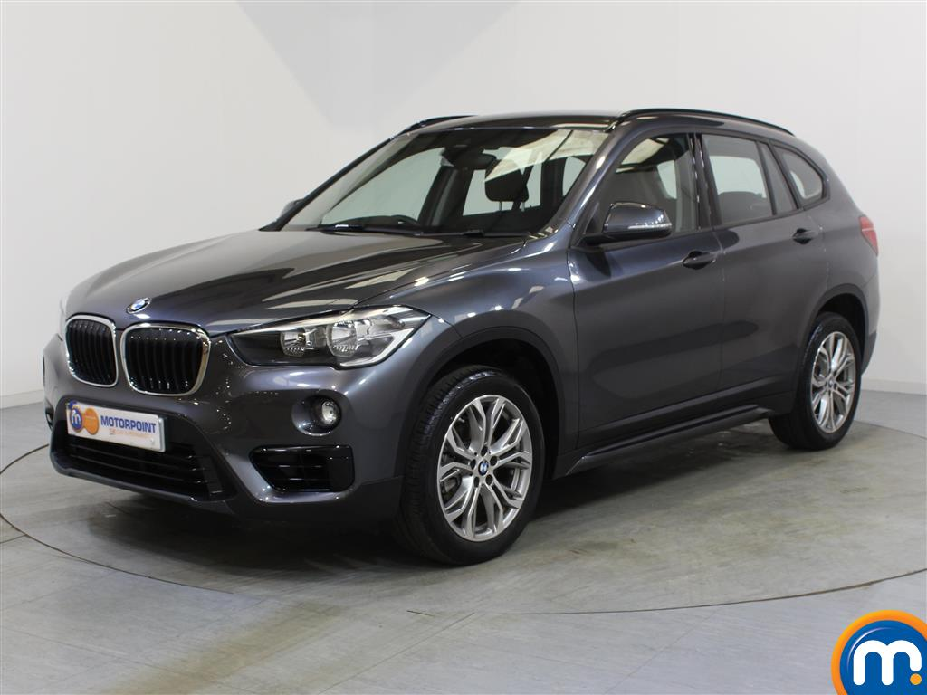 BMW X1 Sport - Stock Number 1056017 Passenger side front corner