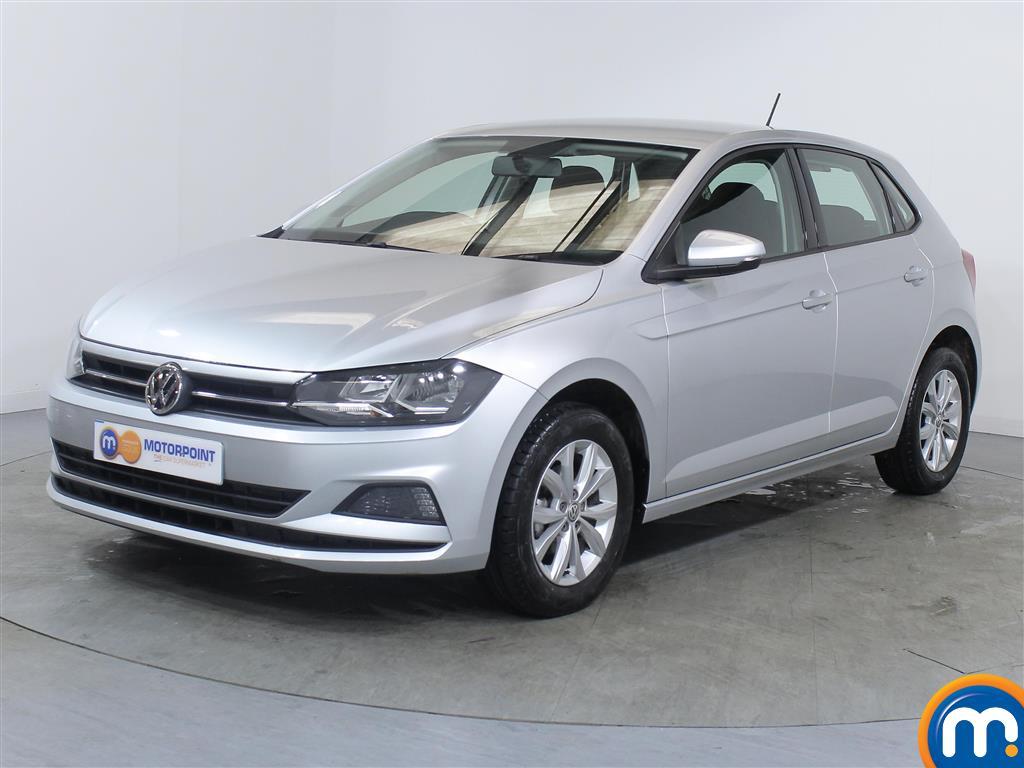 Volkswagen Polo SE - Stock Number 1056681 Passenger side front corner