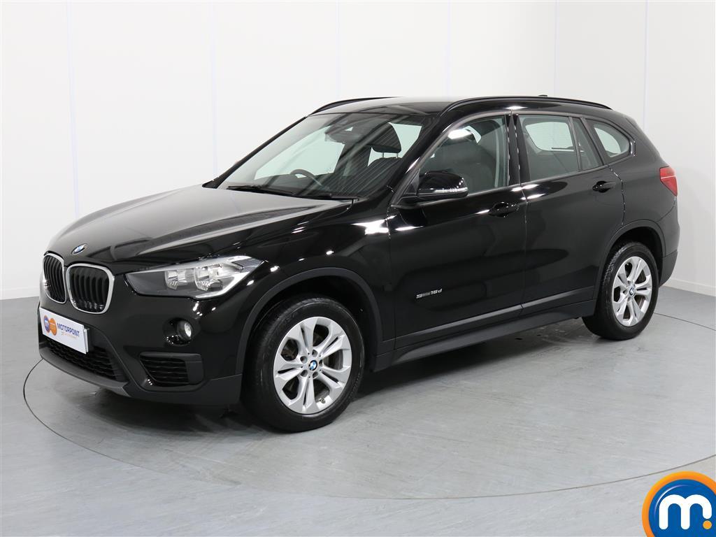 BMW X1 SE - Stock Number 1057090 Passenger side front corner