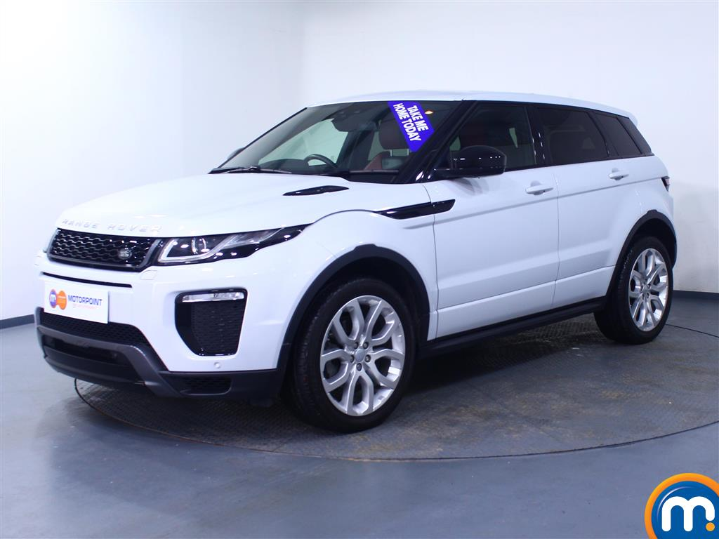 Land Rover Range Rover Evoque HSE Dynamic - Stock Number 1056043 Passenger side front corner