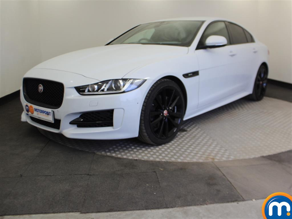 Jaguar XE R-Sport Black Edition - Stock Number 1054688 Passenger side front corner