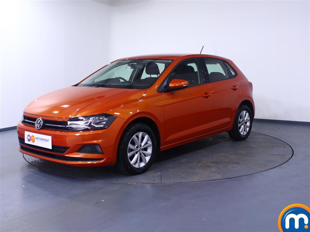 Volkswagen Polo SE - Stock Number 1057311 Passenger side front corner