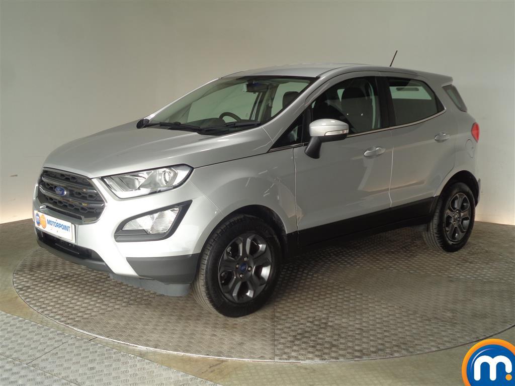 Ford Ecosport Zetec - Stock Number 1056464 Passenger side front corner