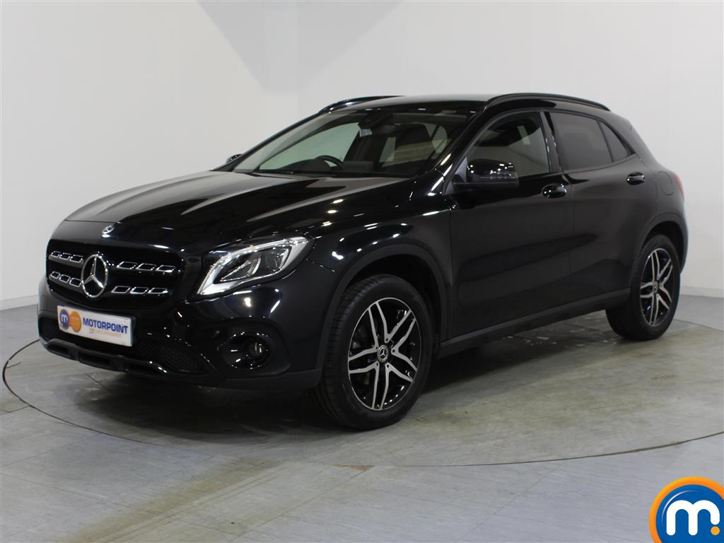 Mercedes-Benz Gla Class Urban Edition - Stock Number 1056471 Passenger side front corner