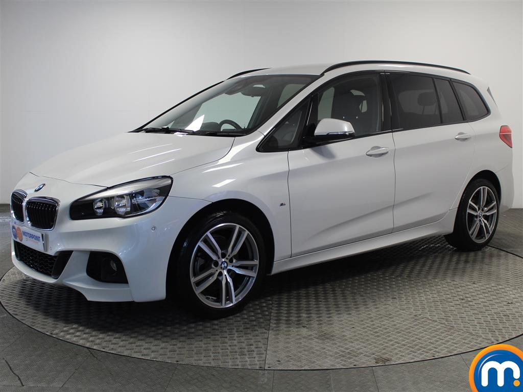 BMW 2 Series M Sport - Stock Number 1055056 Passenger side front corner