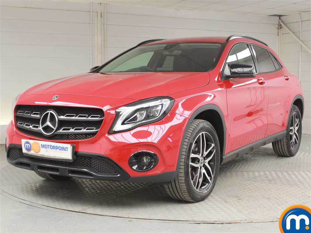 Mercedes-Benz Gla Class Urban Edition - Stock Number 1055935 Passenger side front corner