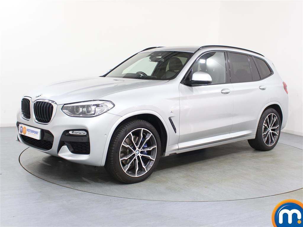 BMW X3 M Sport - Stock Number 1038232 Passenger side front corner