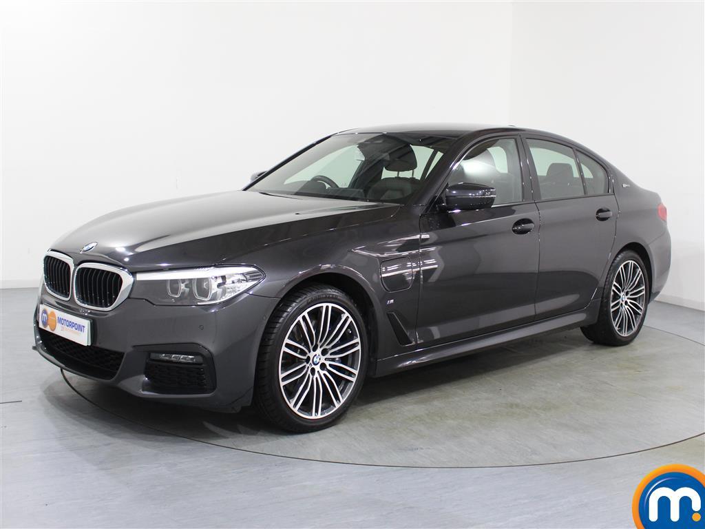 BMW 5 Series M Sport - Stock Number 1051606 Passenger side front corner