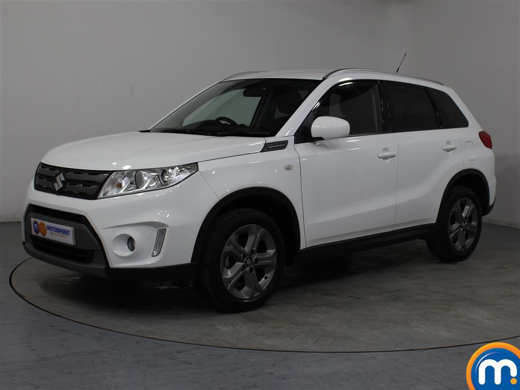 Suzuki Vitara SZ-T - Stock Number 1056057 Passenger side front corner