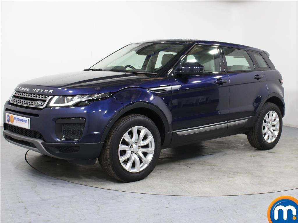 Land Rover Range Rover Evoque SE - Stock Number 1053588 Passenger side front corner