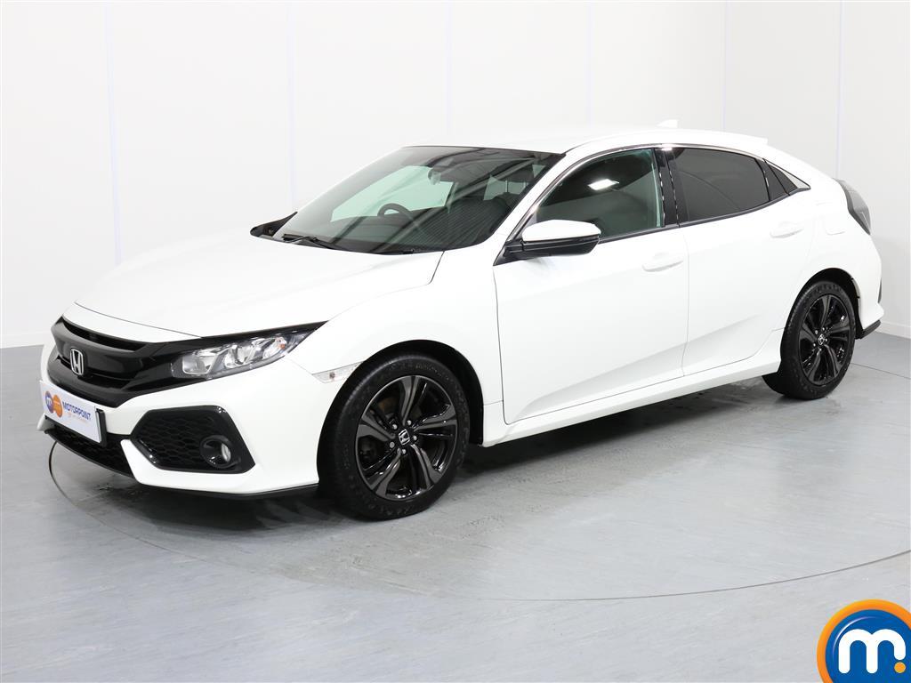Honda Civic SR - Stock Number 1056347 Passenger side front corner