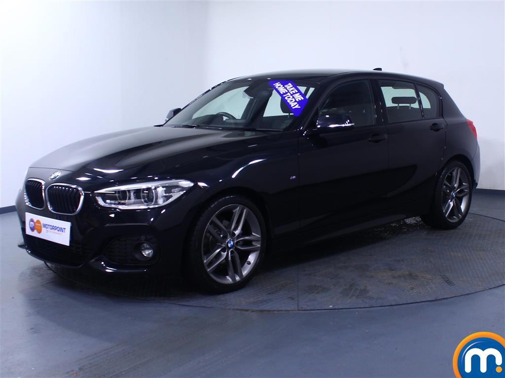 BMW 1 Series M Sport - Stock Number 1055502 Passenger side front corner