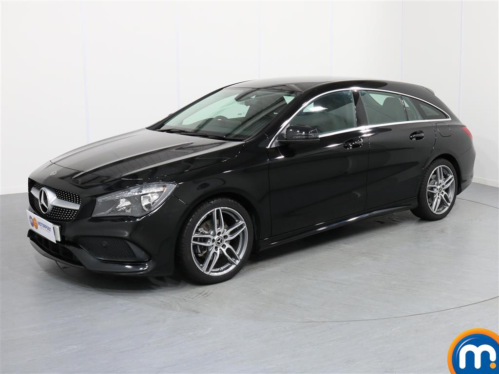 Mercedes-Benz Cla Class AMG Line Edtion - Stock Number 1055340 Passenger side front corner