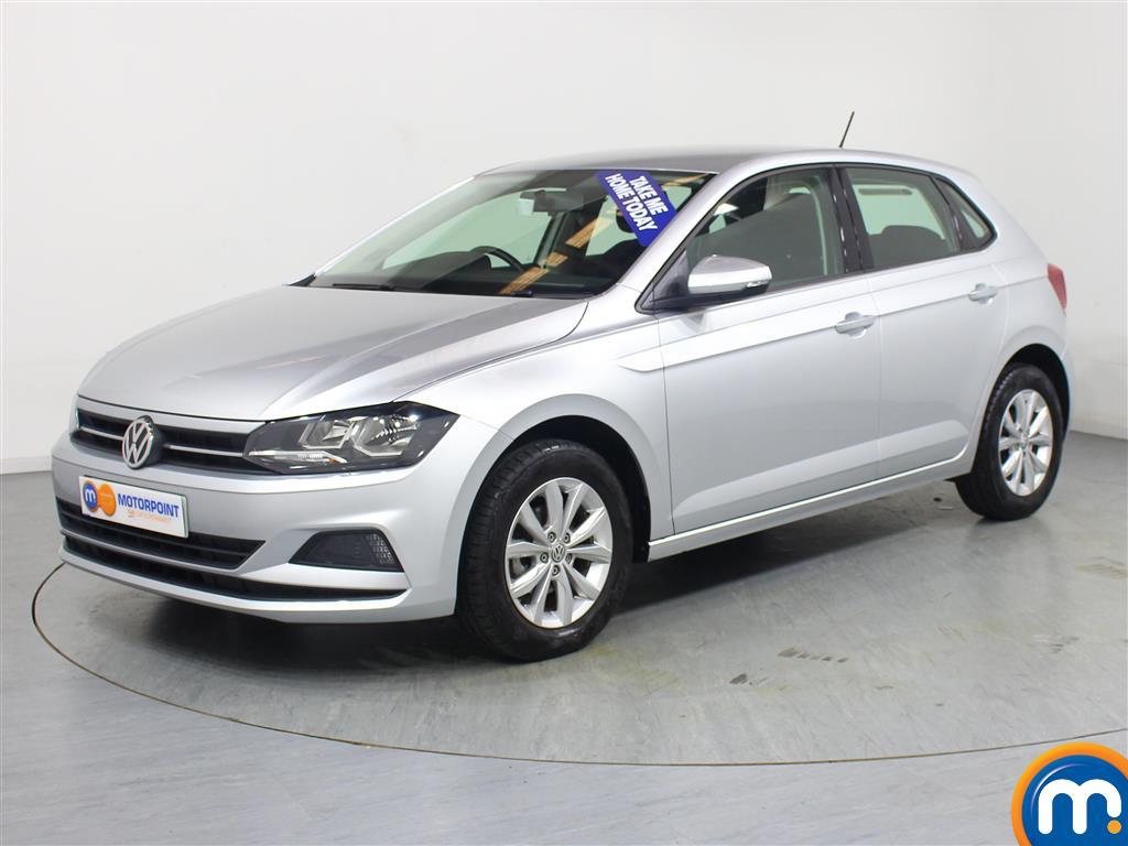 Volkswagen Polo SE - Stock Number 1056672 Passenger side front corner